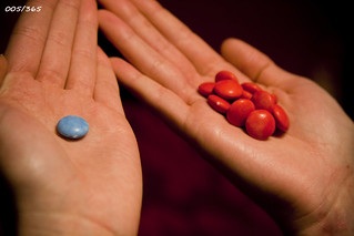005/365 Red Pill or Blue Pill? | by ClawzCTR