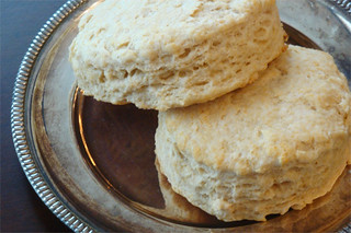 "Coconut Kefir ""Buttermilk"" Biscuits Recipe 