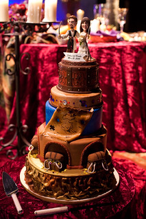 Pirate Ship Wedding Cake (518) | by Asweetdesign