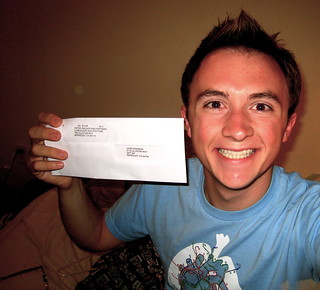 1/365 - My first paycheck | by orphanjones