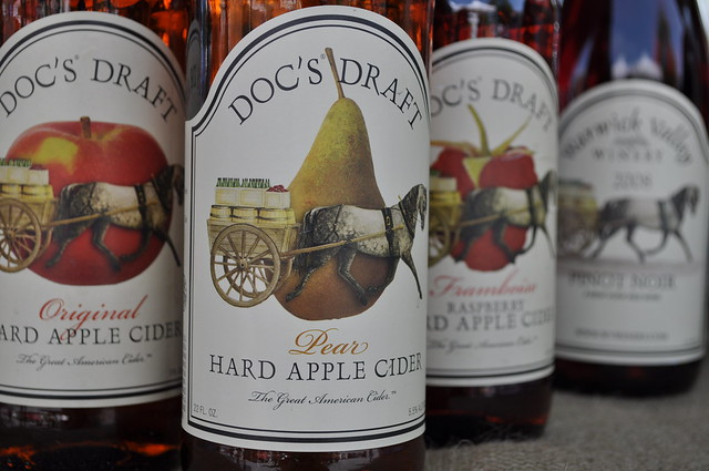 American Apple Cider from Doc's Draft