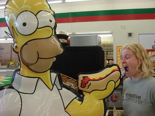 Hot Dog Eating Joey