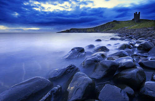 Early morning Dunstanburgh | by Corica