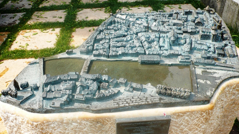 Model of Solothurn