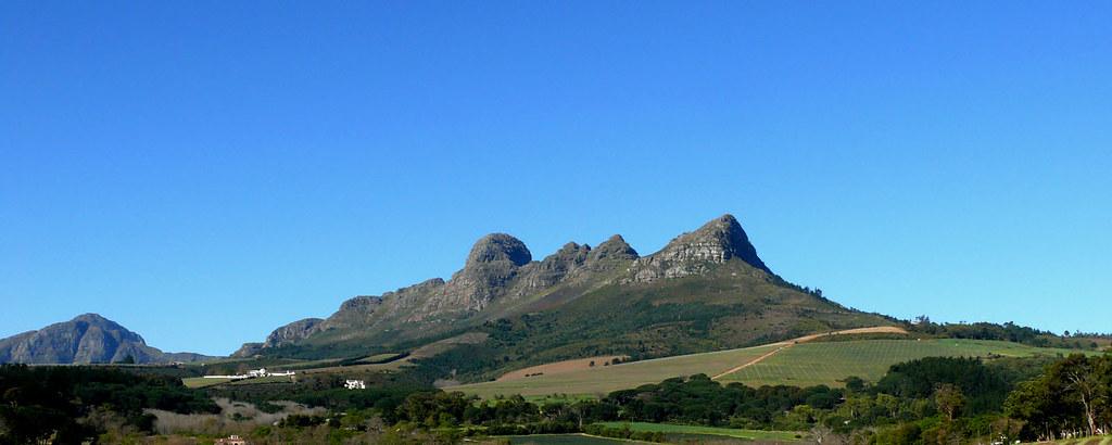 stellenbosch berge