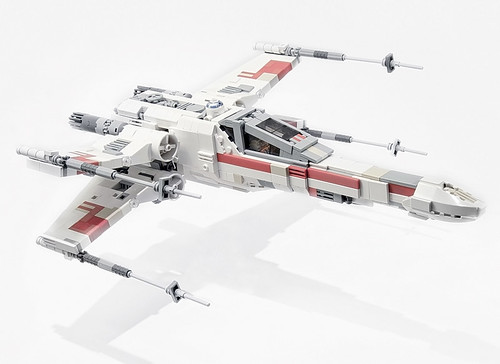 x-wing pure | by marshal banana