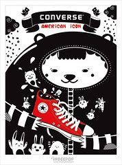 converse | by Indeepop!