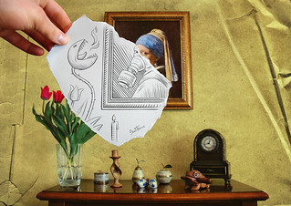 Pencil Vs Camera - 19 | by Ben Heine