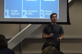 Mark Zuckerberg introduces new mobile platform | by Robert Scoble