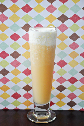 Frozen Butterbeer | by Courtney | Cook Like a Champion