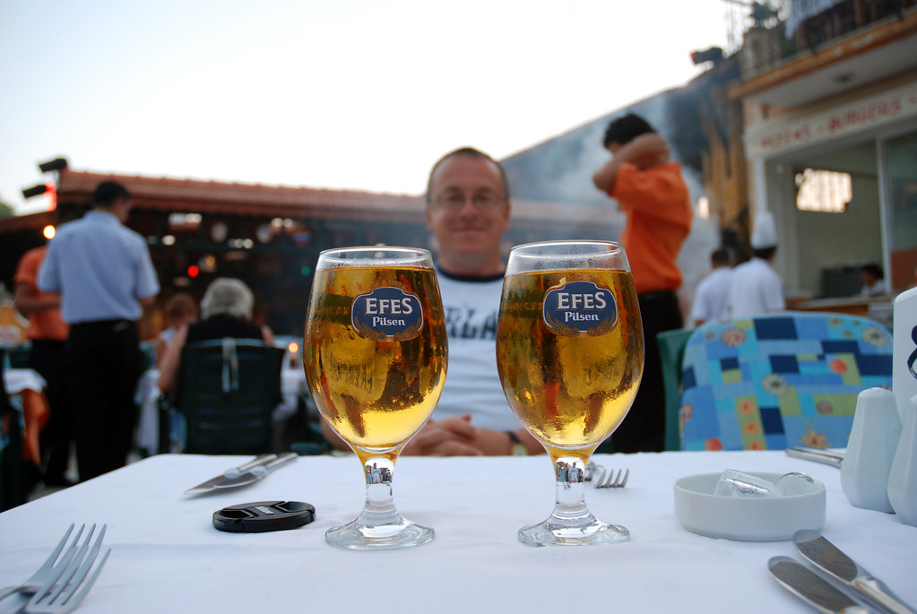 Beer :-)