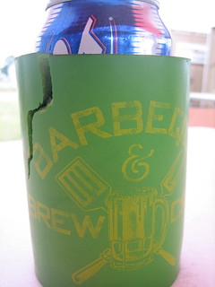 BBQ Koozie | by davidpbrown