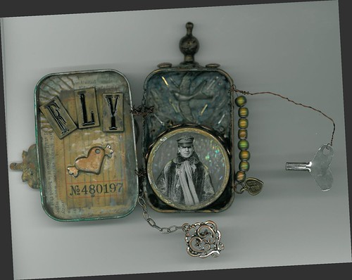 Steampunk Altoid Tin - Inside | by Coffeelatte