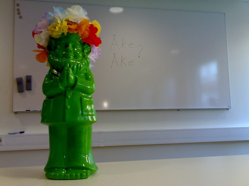 Spotify Office Gnome | by Jon Åslund