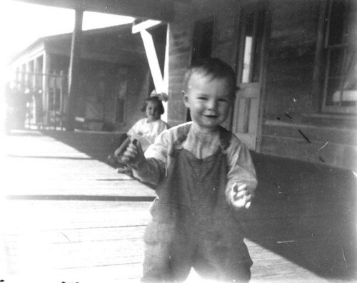 Happy toddler | by State Library and Archives of Florida