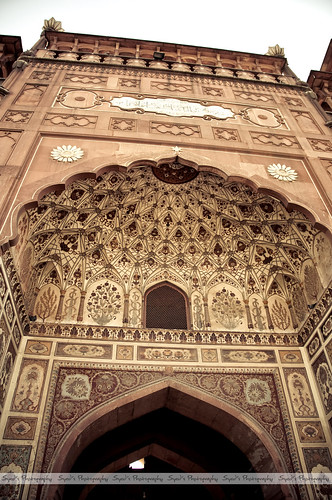 Entry Gate of Badshahi Masjid (بادشاہی مسجد) | by Syed Sibt-e-Hassan