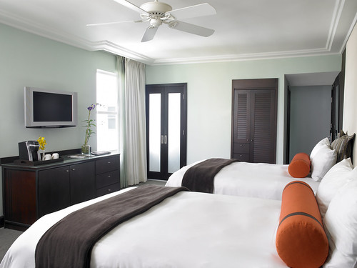 Preferred Cityview Room with Two Double Beds | by thepalmshotel