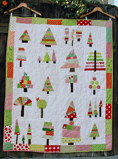 O' Christmas Tree Quilt | by Darci - Stitches&Scissors