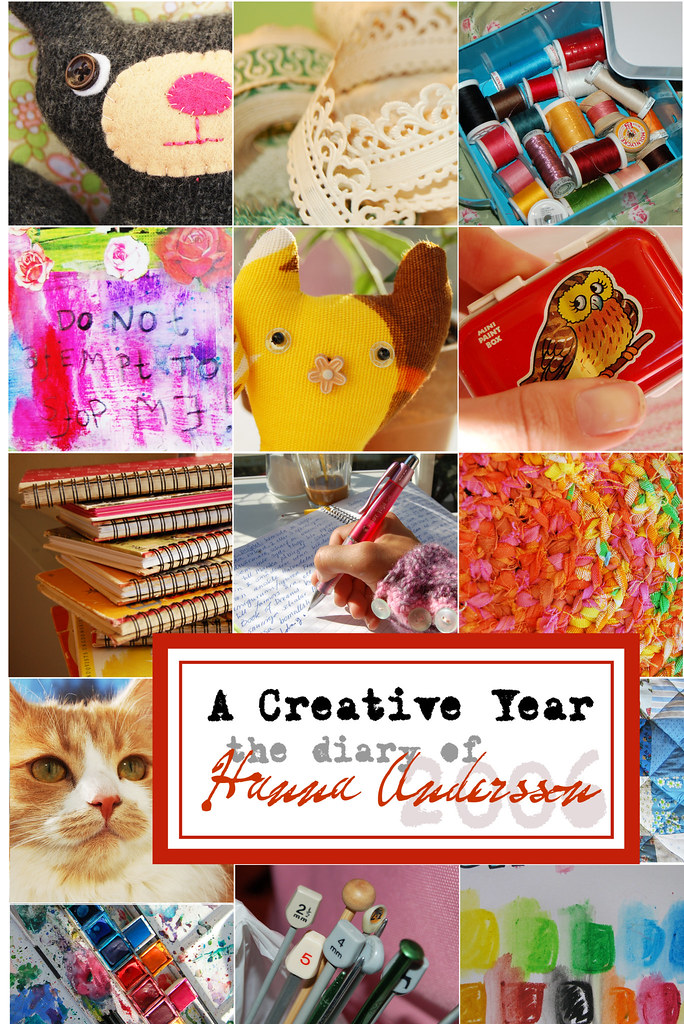 Video | My book A Creative Year by iHanna – arrives