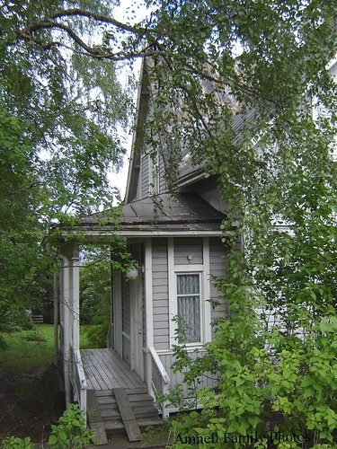 A former Russian Dacha from Terijoki
