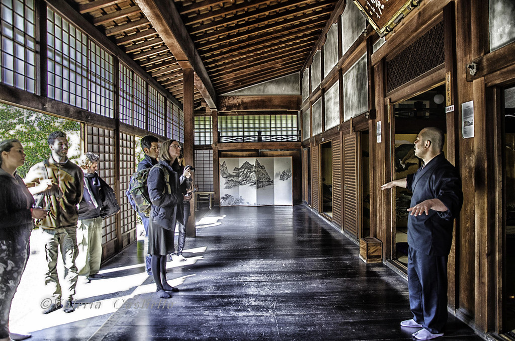 Templi buddisti a Kyoto: visita allo Shunkoin