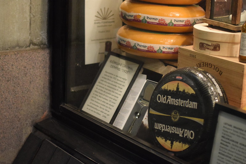 Old Amsterdam Cheese Bar