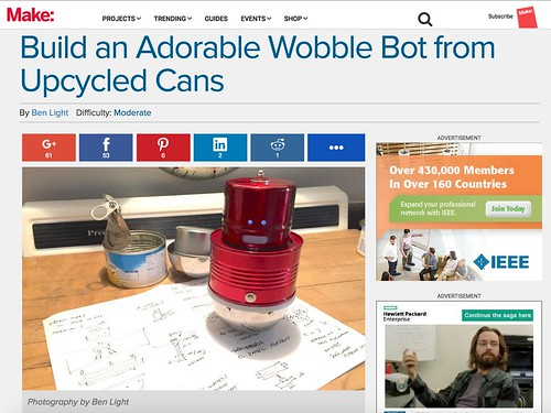 Build a Wobble Bot
