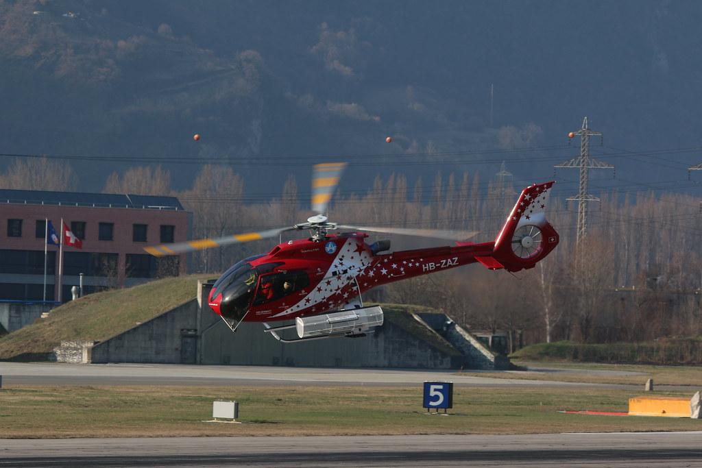 Aéroport - base aérienne de Sion (Suisse) 25532397930_ec7b933827_b