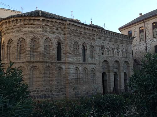 Mezquita Cristo de la Luz, Toledo, Spain