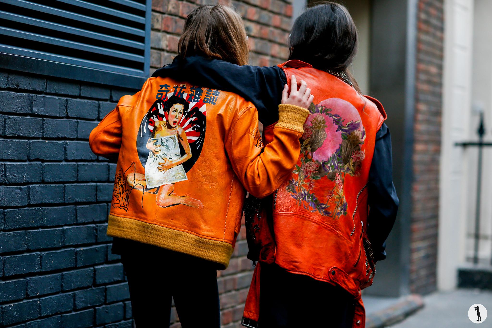 Street style - London Fashion Week RDT FW16-17 (14)