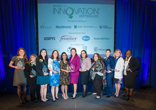 Women of Innovation 2016