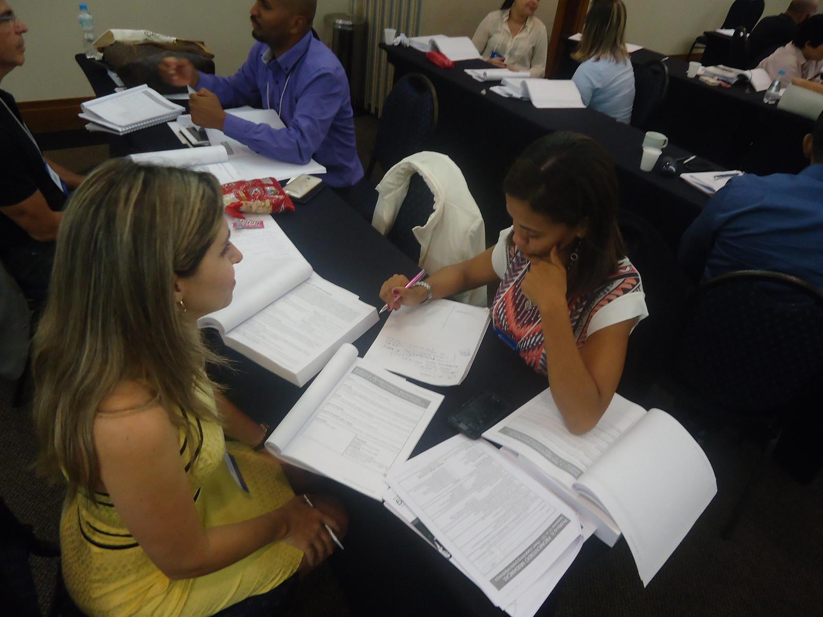 Participantes em curso da SBCoaching