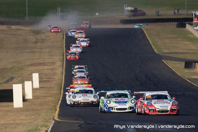 Porsche Rennsport Festival at Sydney Motorsport Park - 2016
