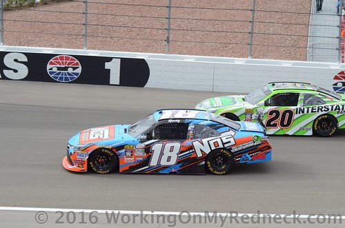 Kyle Busch & Erik Jones