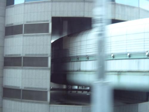梅田の阪神高速立体道路 (1)