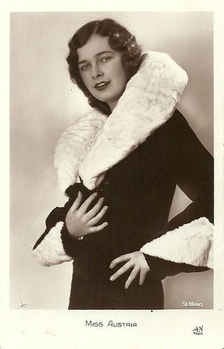 Miss Austria 1931