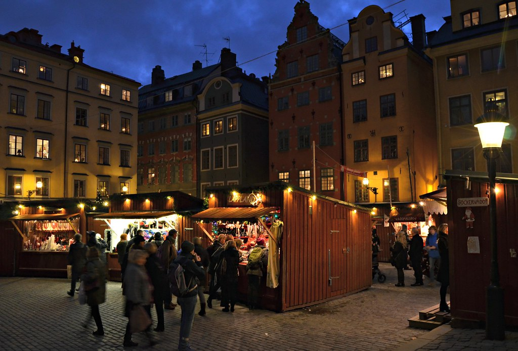 3 x Christmas Markets in Stockholm | Live now – dream later travel blog