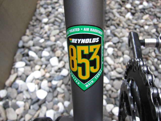 Niner RLT9 Steel Force Reynolds
