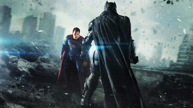 Batman Superman Snyder