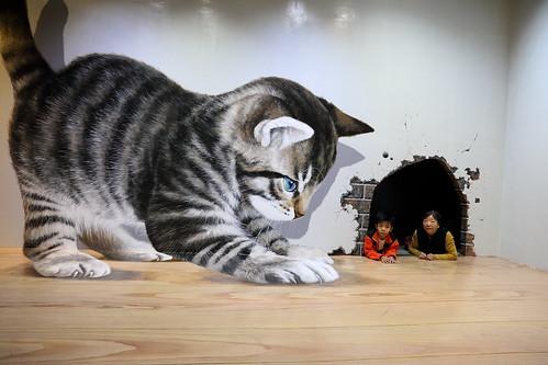 3D藝術美術館
