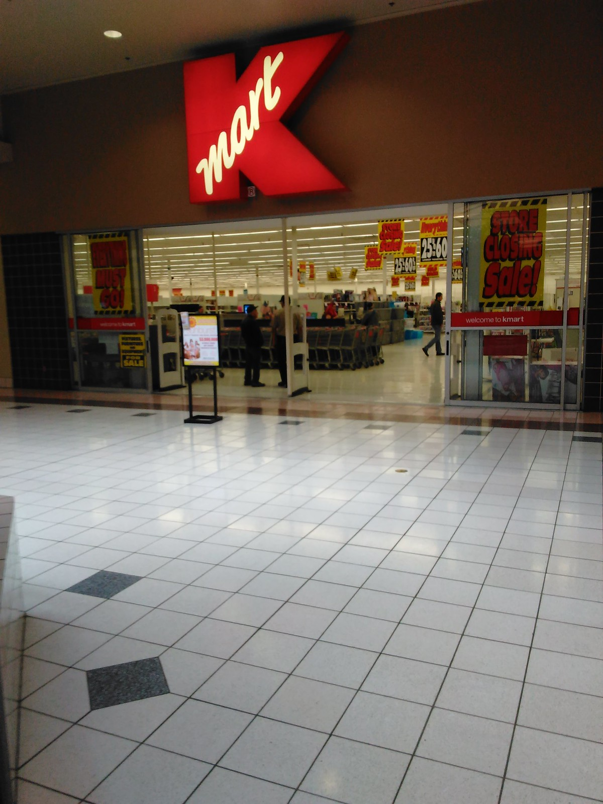 Kmart -- Bradley Square Mall -- Cleveland, Tennessee