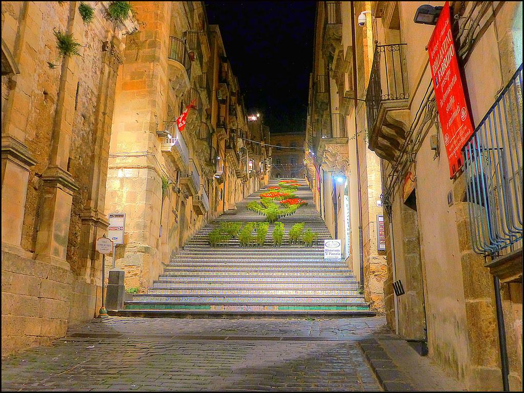 Caltagirone - Sicilia