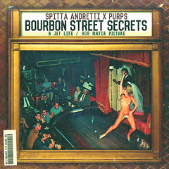 Curren$y - Bourbon Street Secrets
