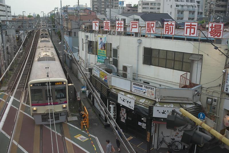 Tokyo Train Story 京王線 2016年5月1日