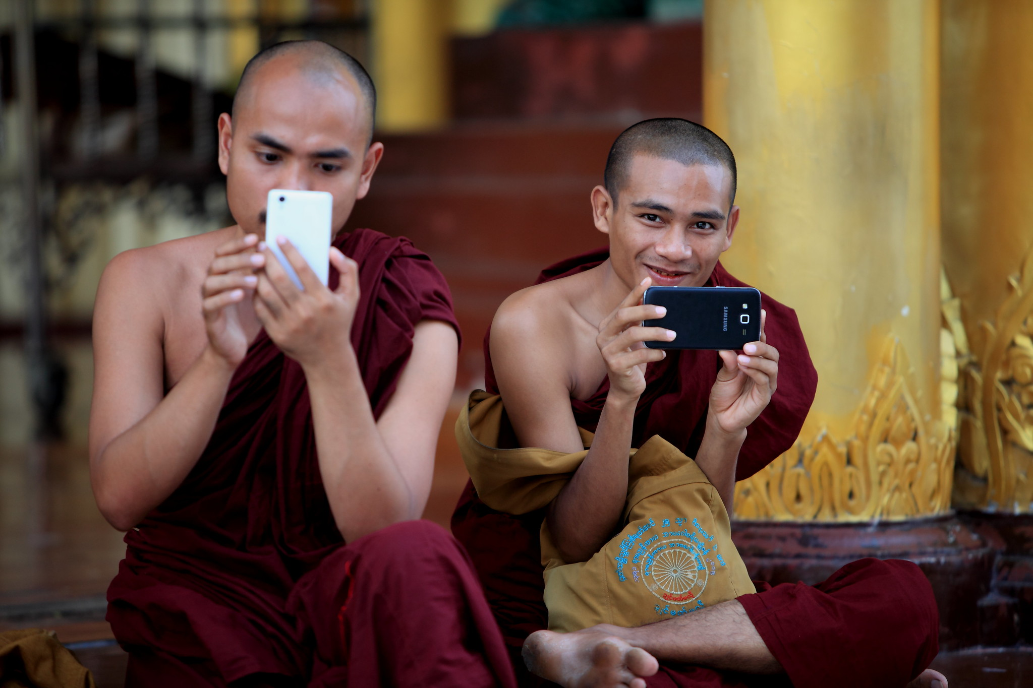Buddhism & The Modern Age, Burma
