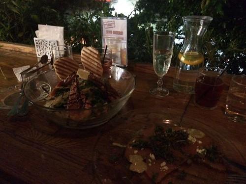 仿佛置身地中海~在Toasteria Café享受道地的地中海輕食料理 (4)