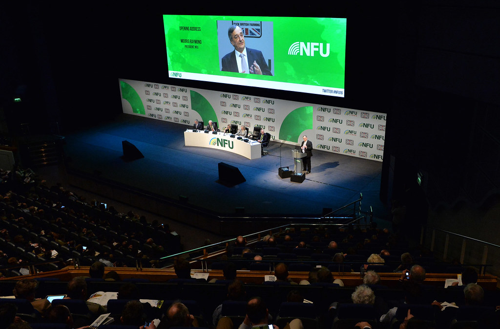 NFU Conference 2016