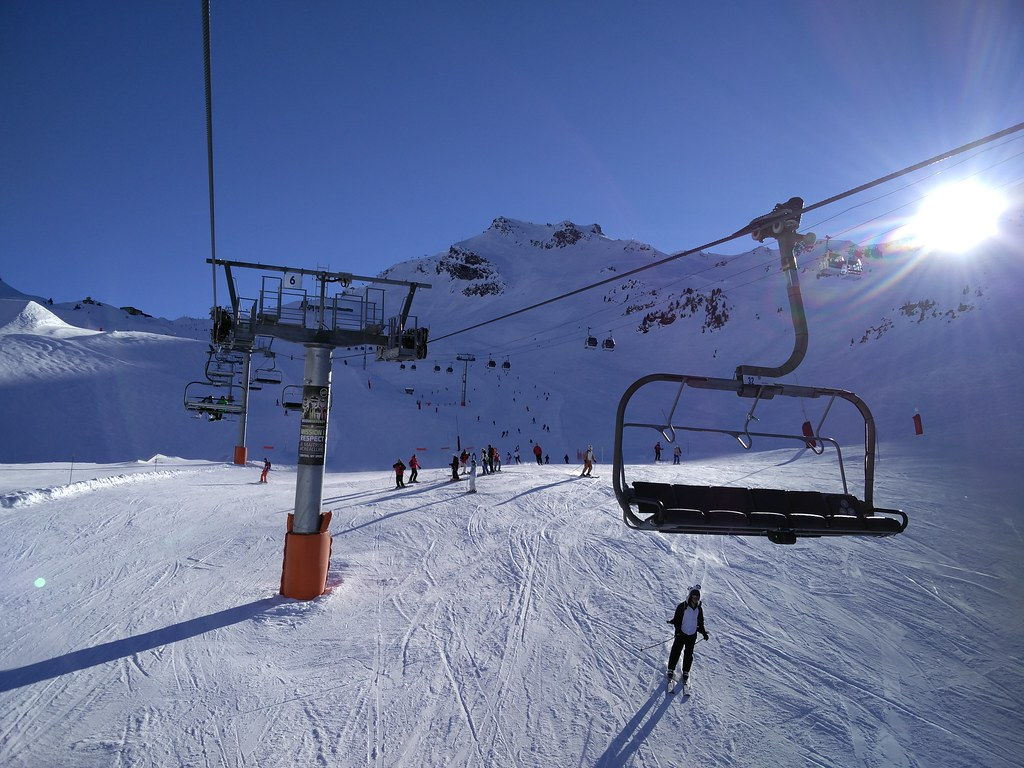 Chatelet chairlift