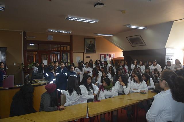 Tercera Convocatoria de Alumnas CEAT