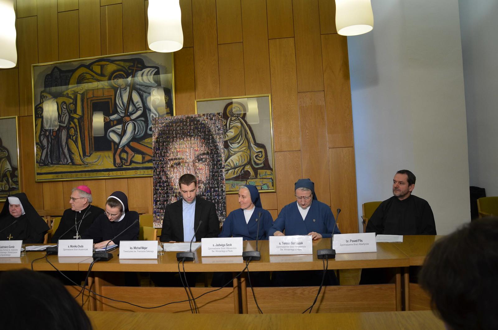 konferencja prasowa przed 2 lutym 2016